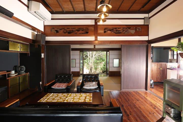 Yahatahigashi-ku, Kitakyūshū-shi的民宿