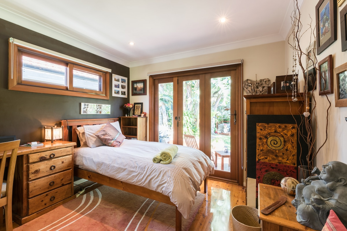 Room in charming federation home