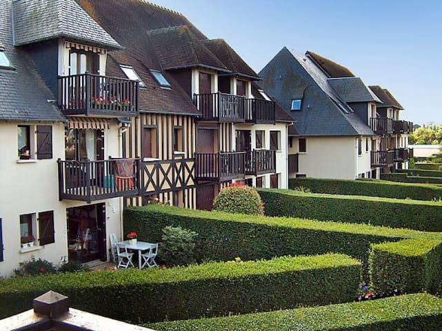 3P Cottage 7 pers Jardin 300m Plage Cabourg RÉNOVÉ