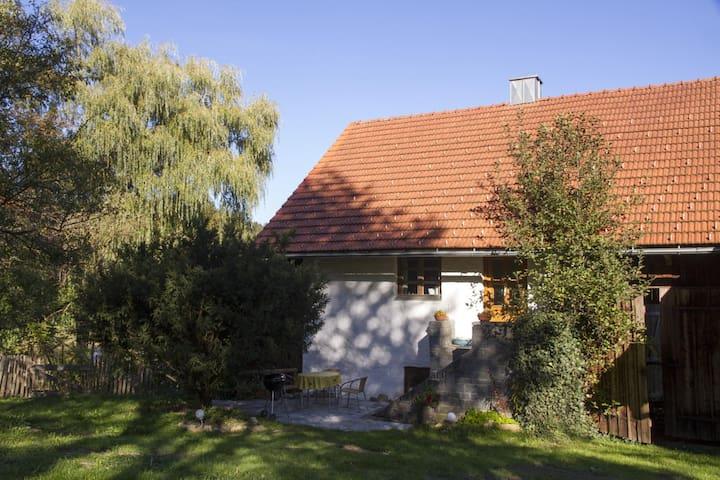 Untergriesbach的民宿