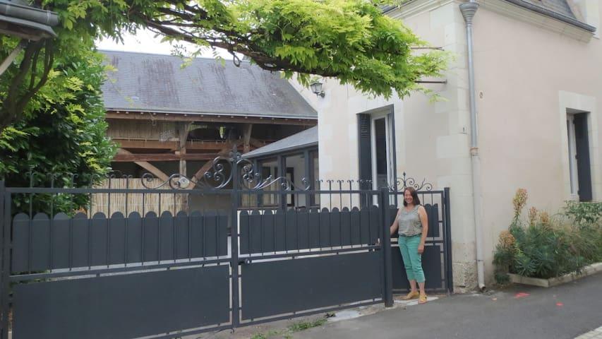 Une escale reposante en Touraine