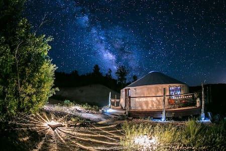 Zion Backcountry Yurt