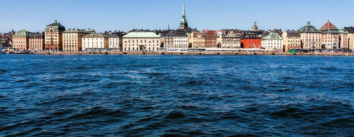斯德哥尔摩的度假屋