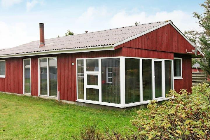 Oksbøl的民宿