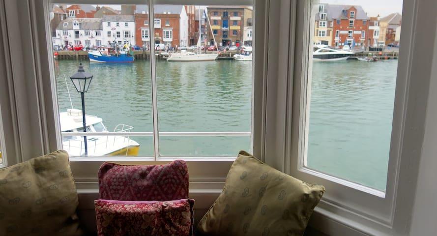 Weymouth Harbour的民宿