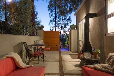 PARADISO RETREAT with patio and amazing VIEWS.