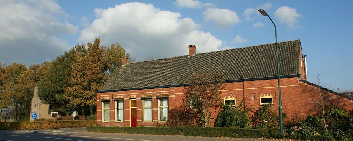 Strijbeek的民宿