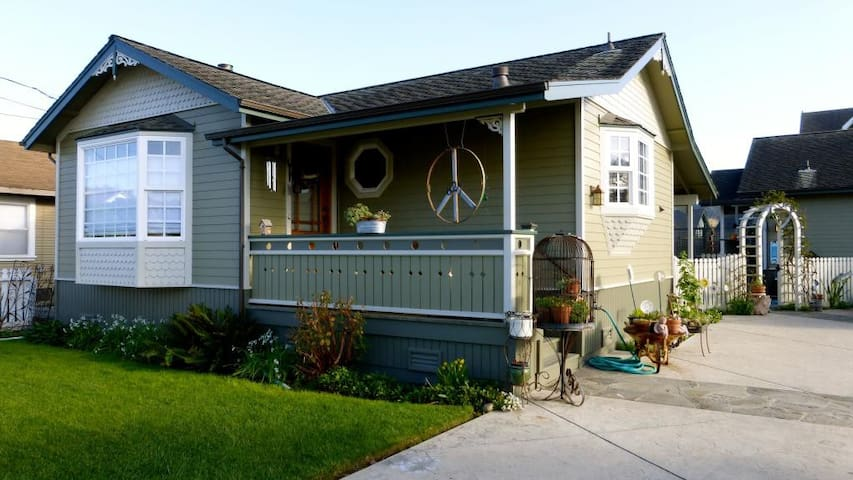 Beautiful Cottage in Pescadero