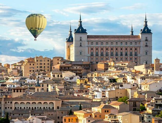 Villamiel de Toledo的民宿