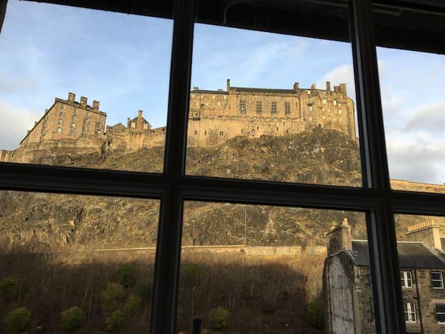 Castle View, Grassmarket