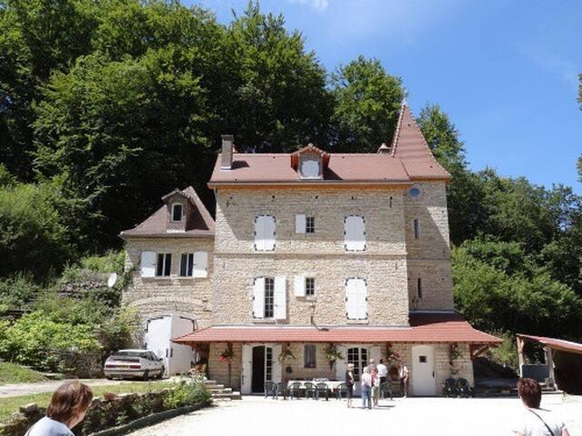 Grancey-sur-Ource的民宿