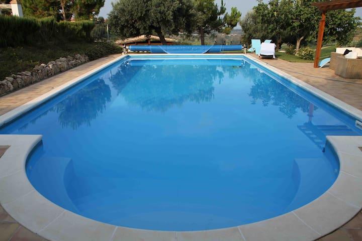 Villa Daniela 6 km dal mare Adria