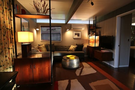 The Wing - Mid-century Modern Style