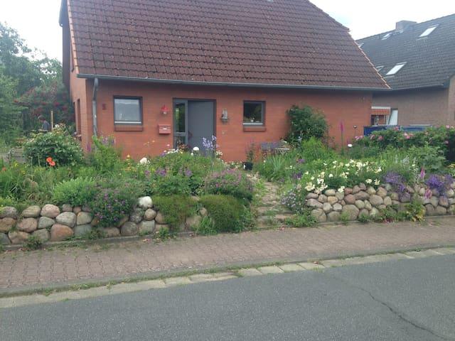 Barendorf的民宿