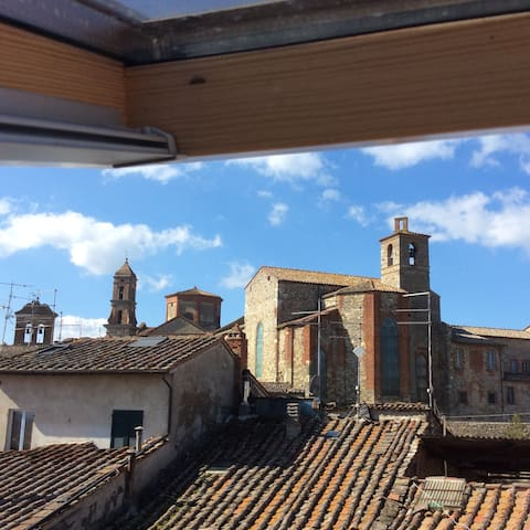Lucignano的民宿