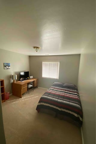 Private Guest Room SW Bakersfield