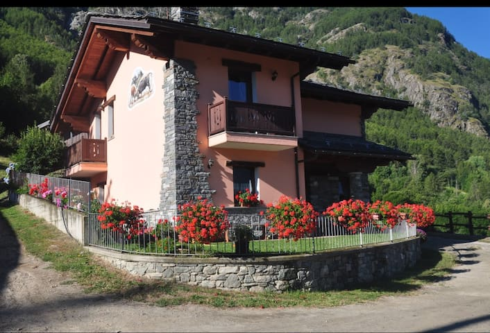 Grand Brissogne的民宿