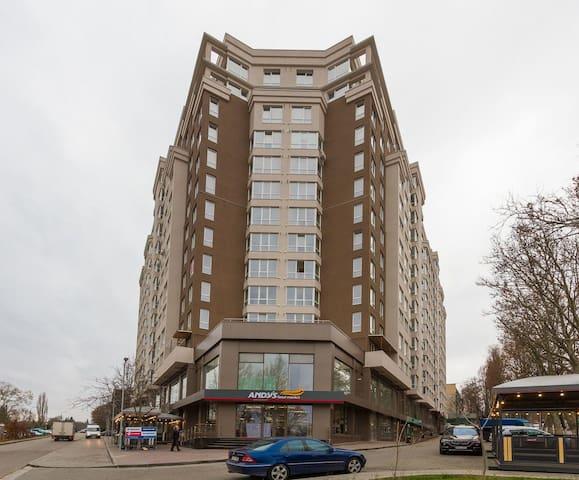 基希讷乌(Chișinău)的民宿