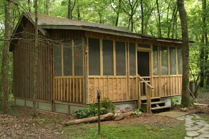 Wynnewood - Odel Cabin