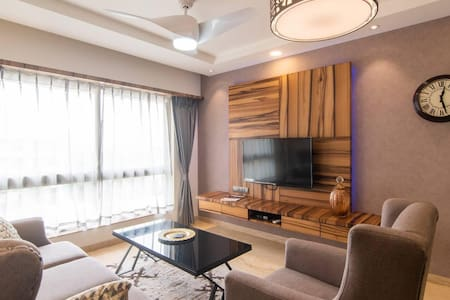 ⭐Private 5 Star Home Near Bandra(w)+Wifi+Parking⭐