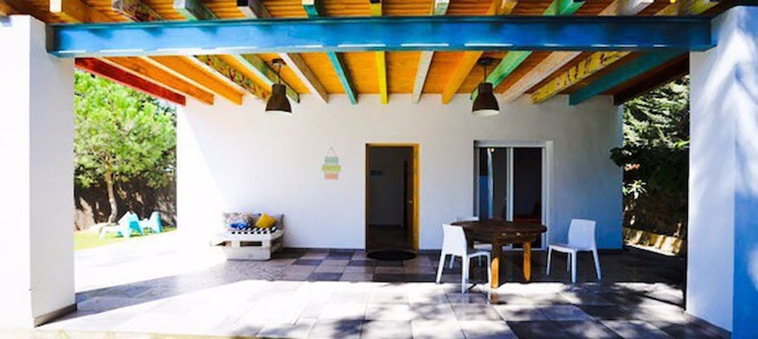 𝗝𝗮𝗰𝗮𝗿𝗮𝗻𝗱𝗮 𝗛𝗼𝗺𝗲 Playa El Palmar