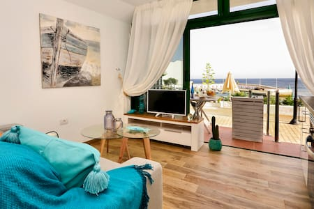 Cosmo apartment. Sea View.