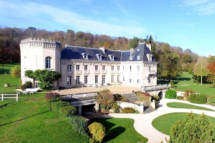Nanteuil-la-Fosse的民宿