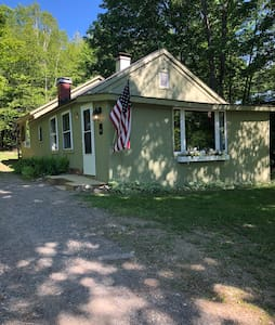 Cozy Cottage with Lake access near Aroostook State Park ! Hiking, biking, fishing! Northern Maine