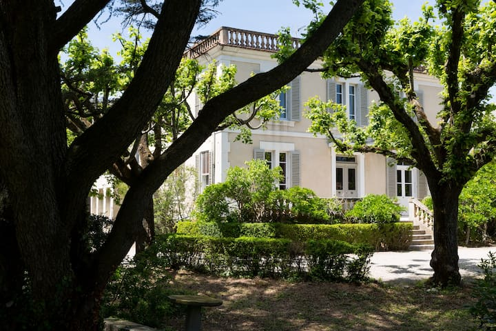 Montségur-sur-Lauzon的民宿