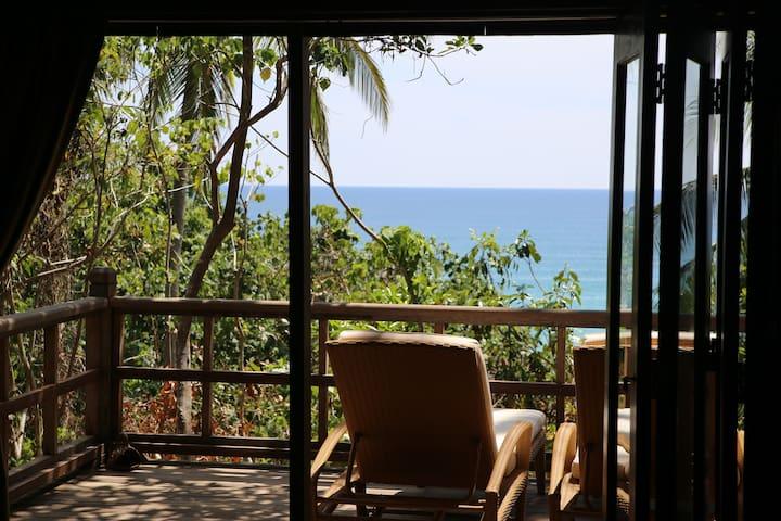Rustic Chic & Private Jungle Stay at Tip of Borneo