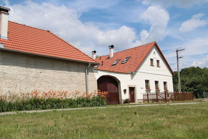 Horní Pěna的民宿