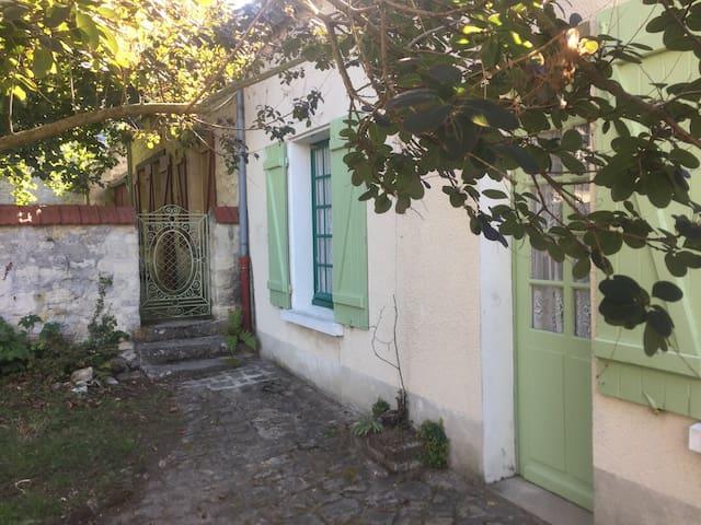 Orry-la-ville的民宿