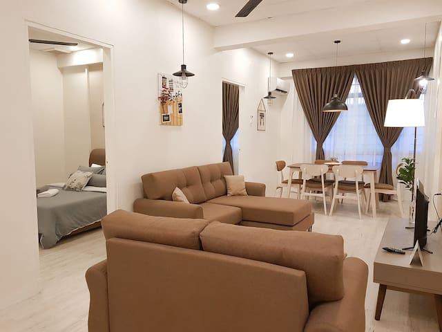 麻坡的民宿