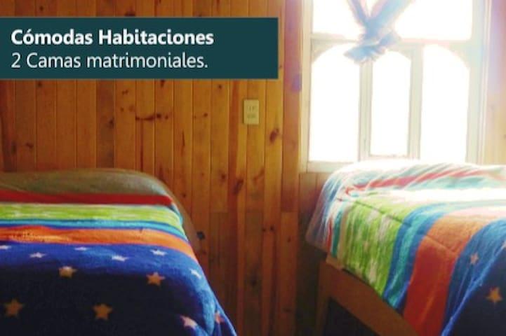 La Ciudad, Pueblo Nuevo的民宿
