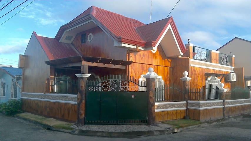 独鲁万市的民宿