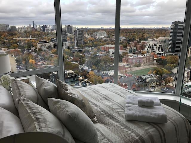多伦多的民宿