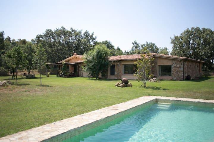 Villanueva de la Vera的民宿
