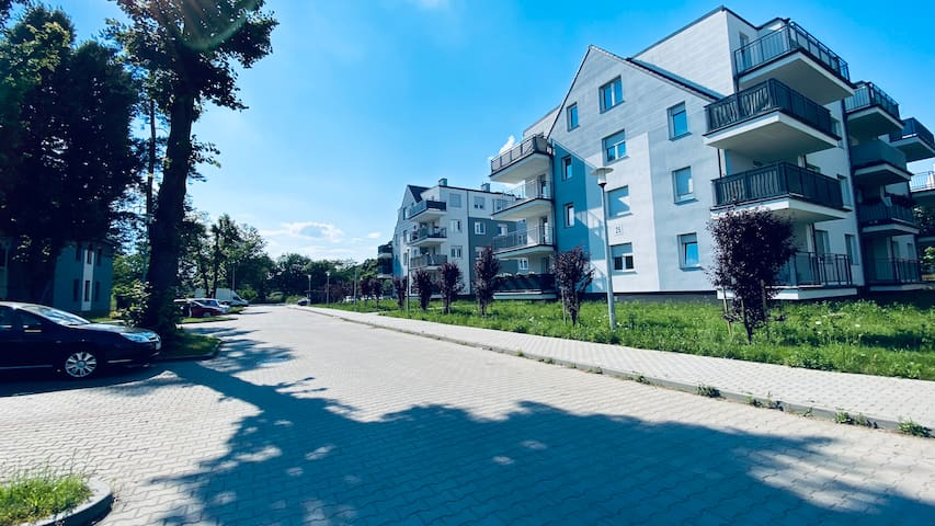 Legnica的民宿