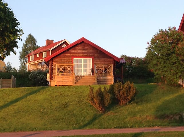 Gäststuga i Mora