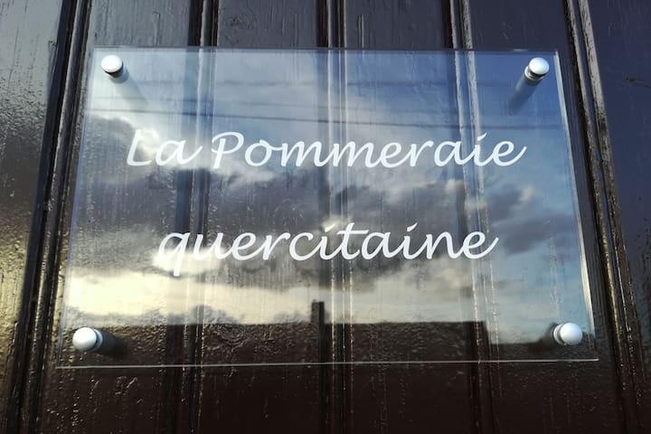 Quesnoy-le-Montant的民宿