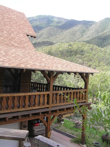 Madera Canyon的民宿