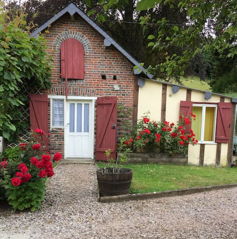 Vimoutiers的民宿
