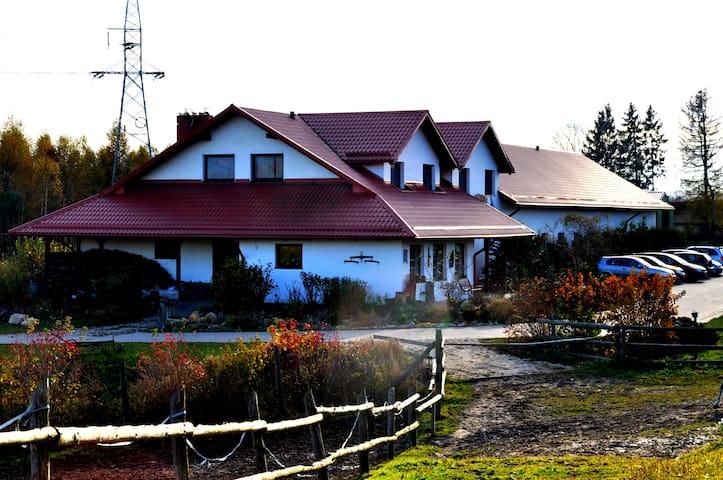 Łapino Kartuskie的民宿