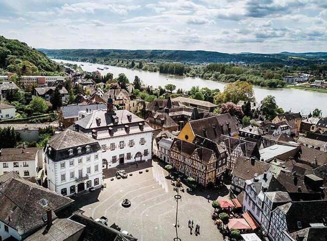 Linz am Rhein的民宿