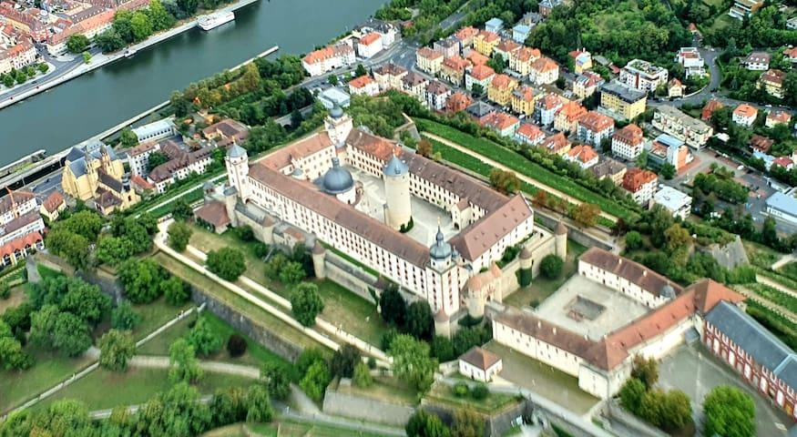 维尔茨堡的民宿