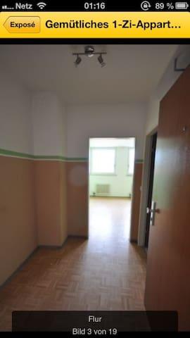 2 Zimmer Wohnung im Herzen Nürnbergs