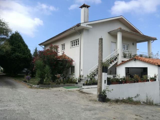 Oliveira de Azemeis的民宿
