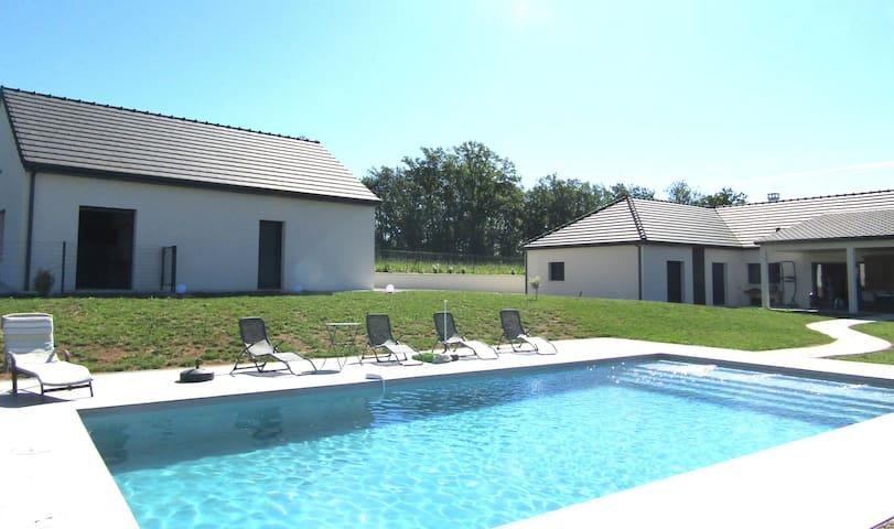 Appartement plain pied, lot vallée de la Dordogne