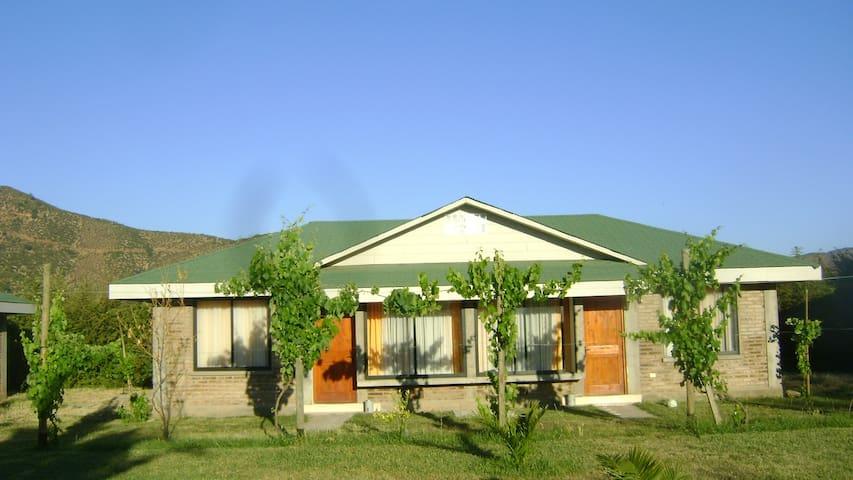 Curacavi的民宿