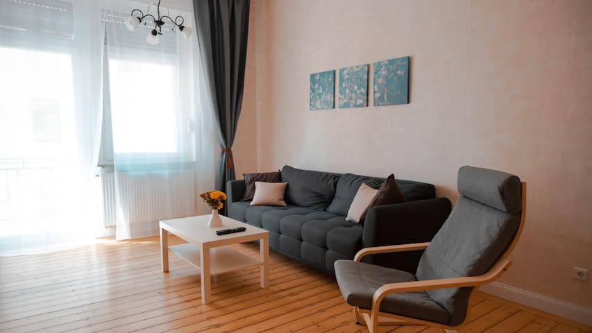 Tasteful appartment, 1st floor, central